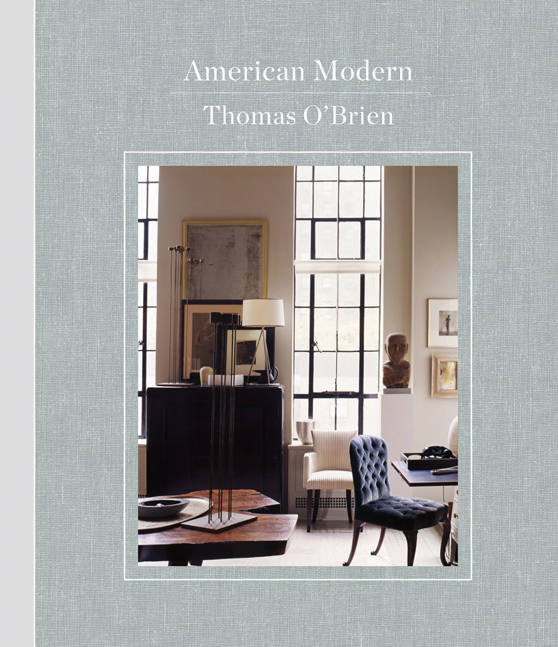 American modern Thomas O'Brien book
