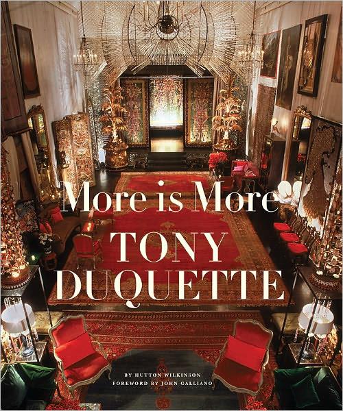 Tony Duquette book