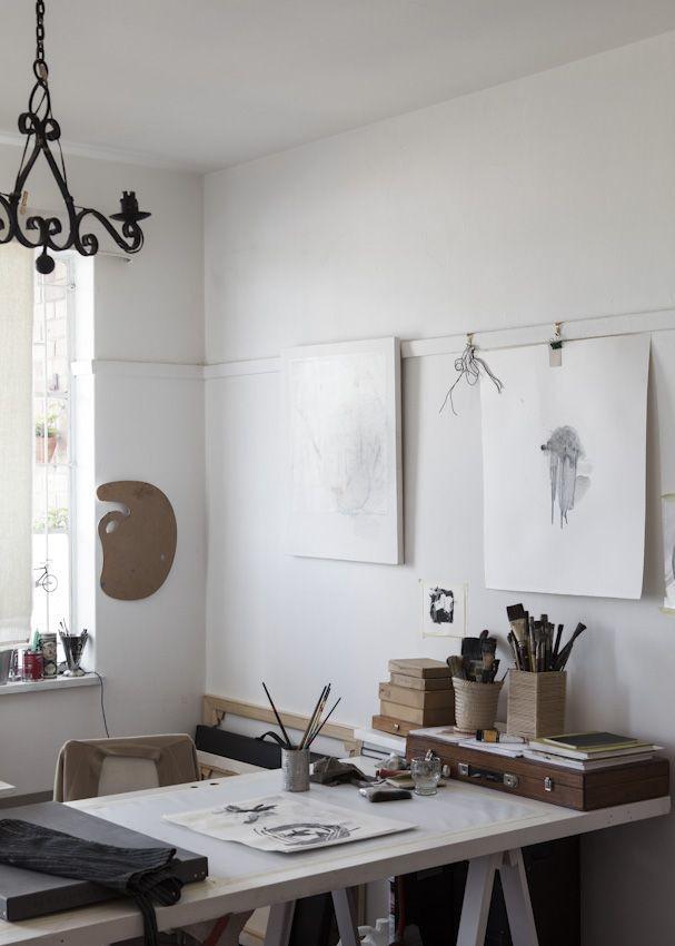 Image artist studio design