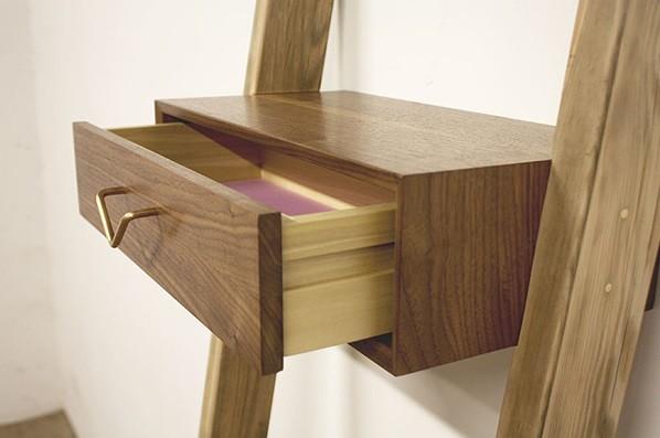 modern wooden drawer design