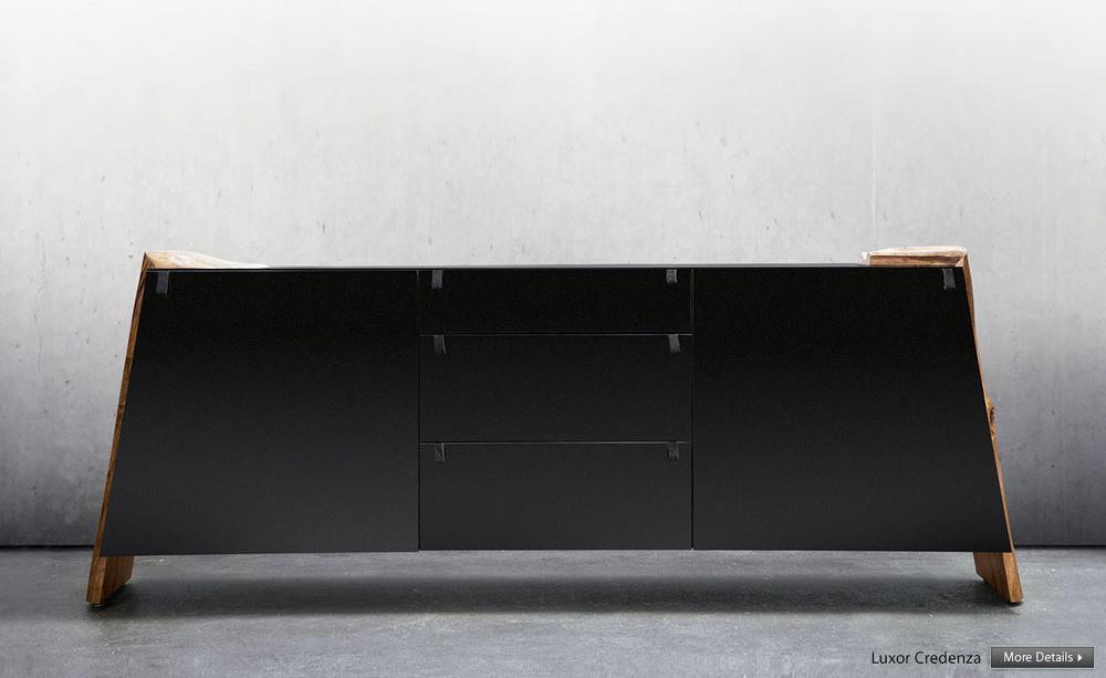 black stable furniture