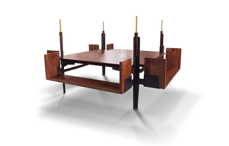 elaborate coffee table design