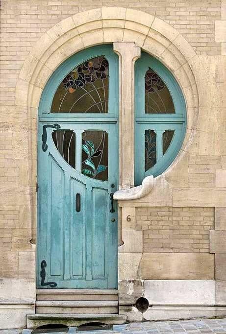 round steel frame front door