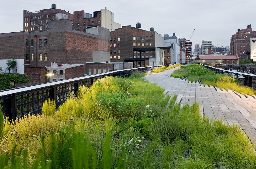 Highline Landscaping New York City