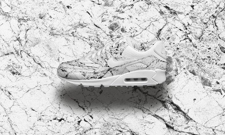 Marble Nike sneaker design