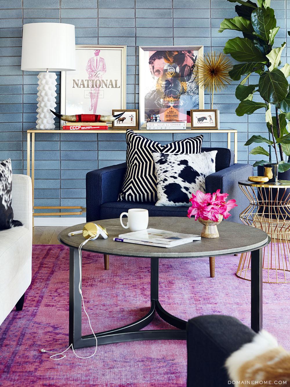light pink carpet living room design