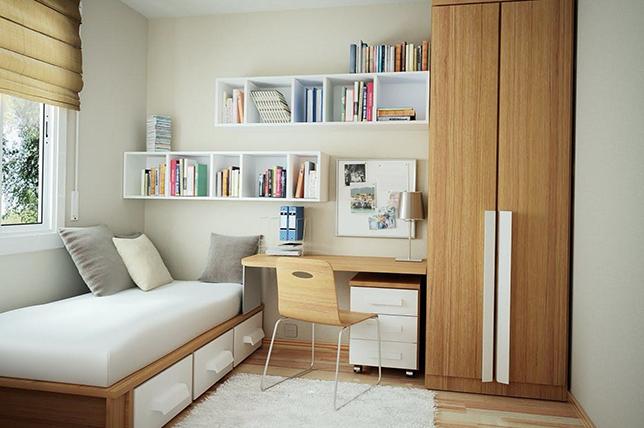 Closet bedroom storage ideas
