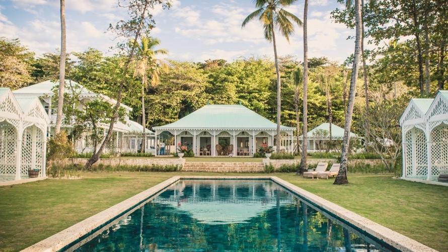 Victorian pool