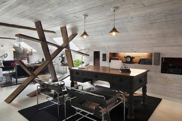 Stylish home office design