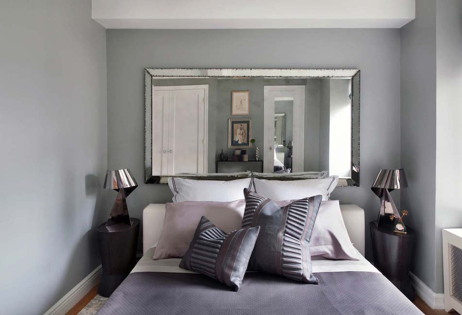 small bedroom tips mirror