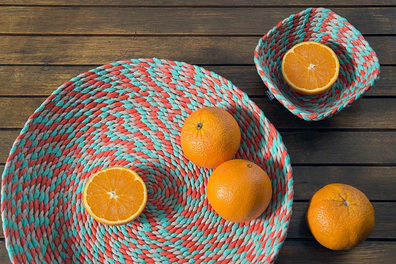 Jinja textile design