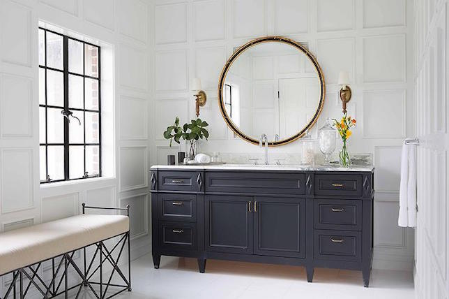 Top bathroom mirror trends for 2019