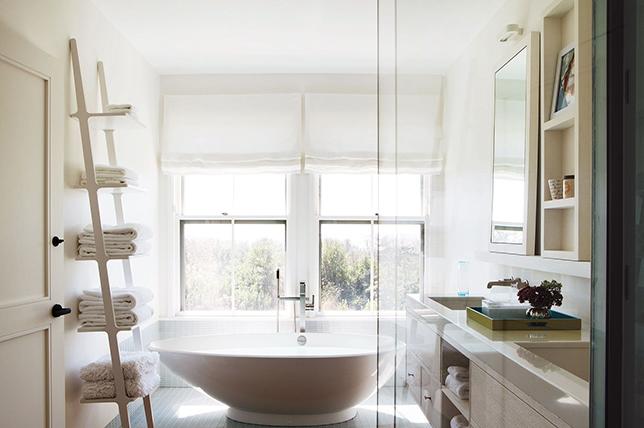 modern storage ideas for bathrooms