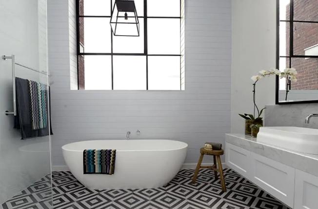 Bathroom storage ideas floating vanity