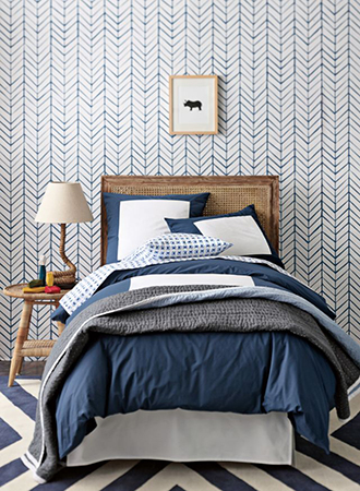 patterned bedding ideas 2019
