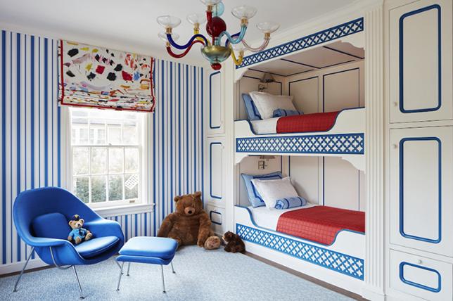 striped bedroom wallpaper ideas 2019