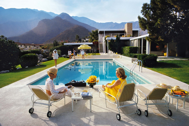 The best lifestyle photographers from Slim Aarons