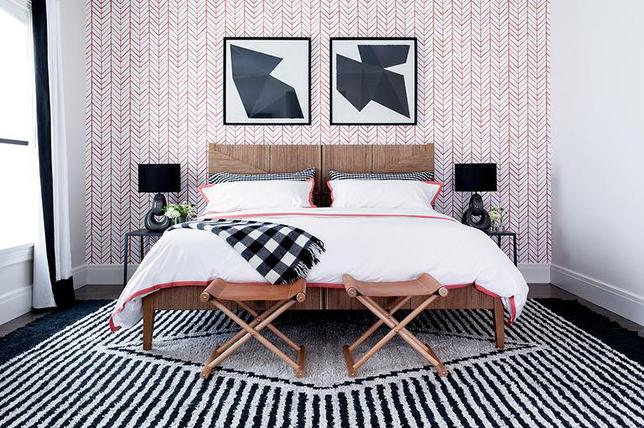best modern bedroom wallpaper 2019