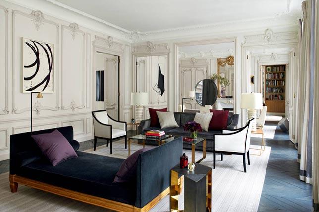 Defined contemporary interior design styles