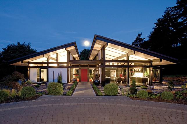 modern artisanal houses