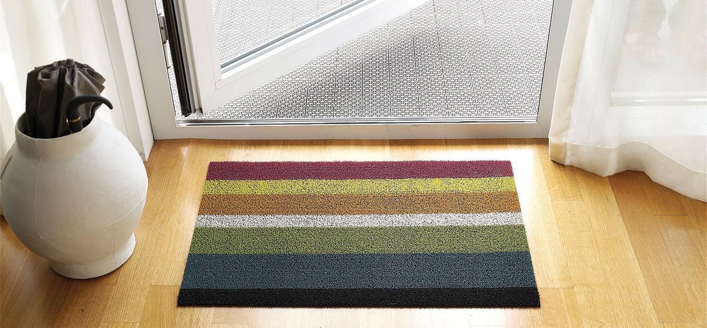 Inside outside doormat