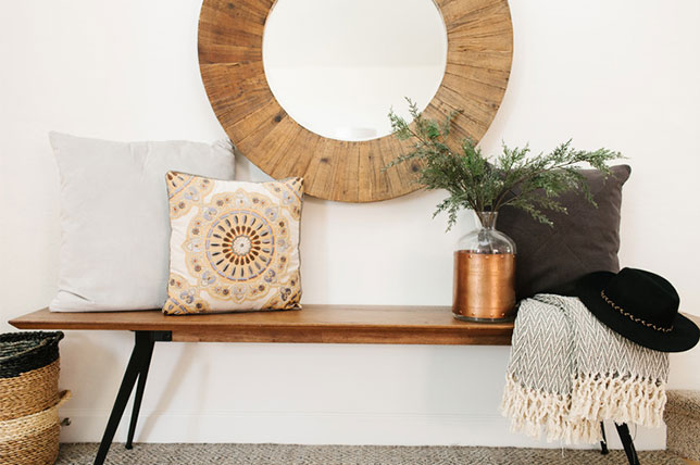 Add natural elements for your spring decor upgrade
