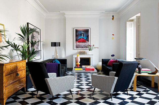 modern versatile interior design from Memphis