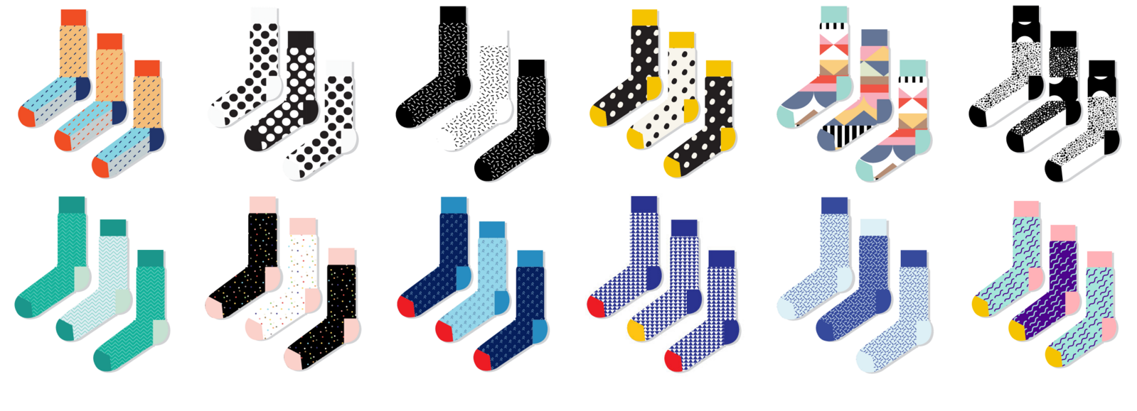 Father's Day gift guide socks
