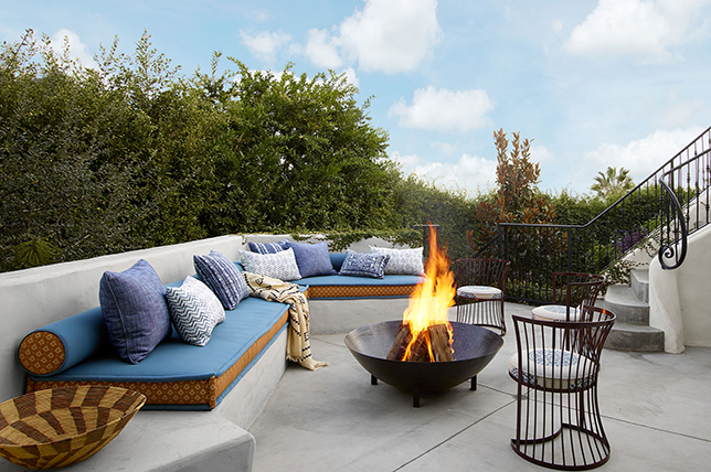 Fireplace backyard ideas 2019