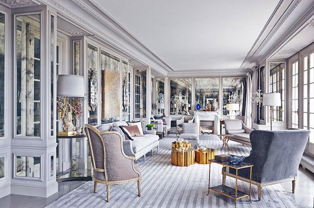 French country decor interior design