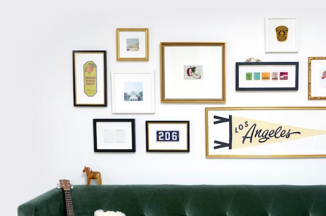 best ideas for gallery walls
