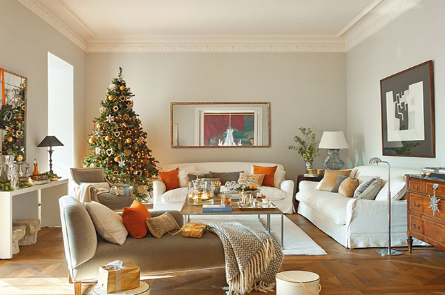 modern holiday decoration ideas for the home