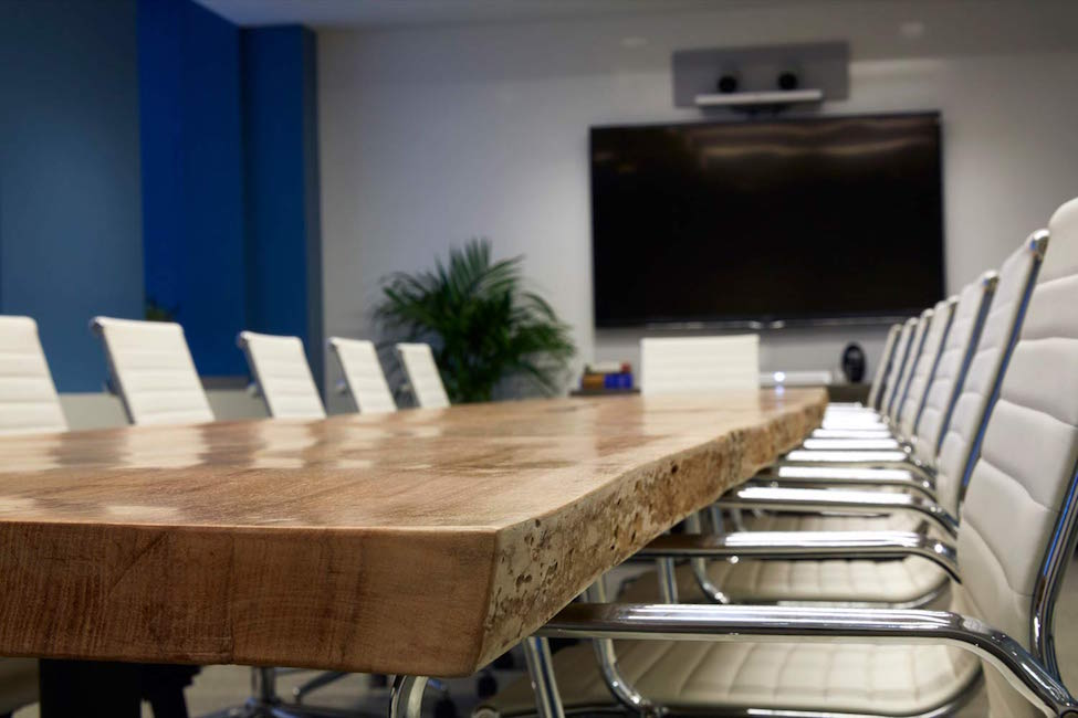 Office design conference room table
