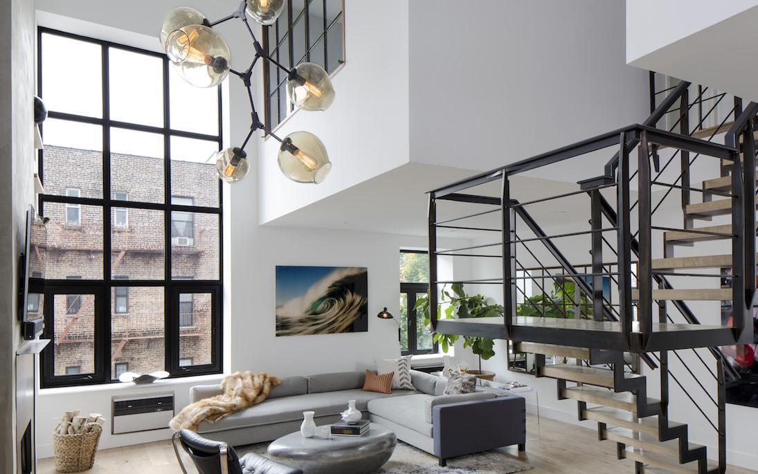 Soho duplex redesign