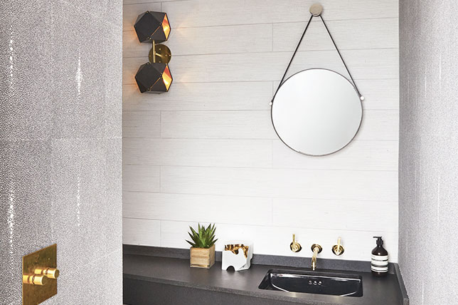 how to choose the perfect bathroom tile