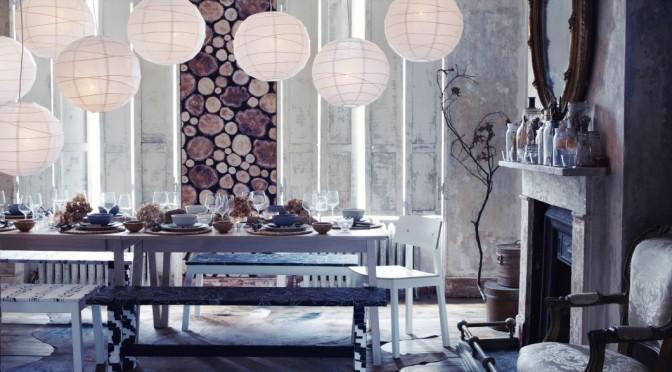 Ikea dining room