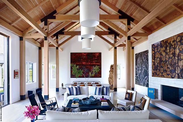 Industrial style interior design inspiration