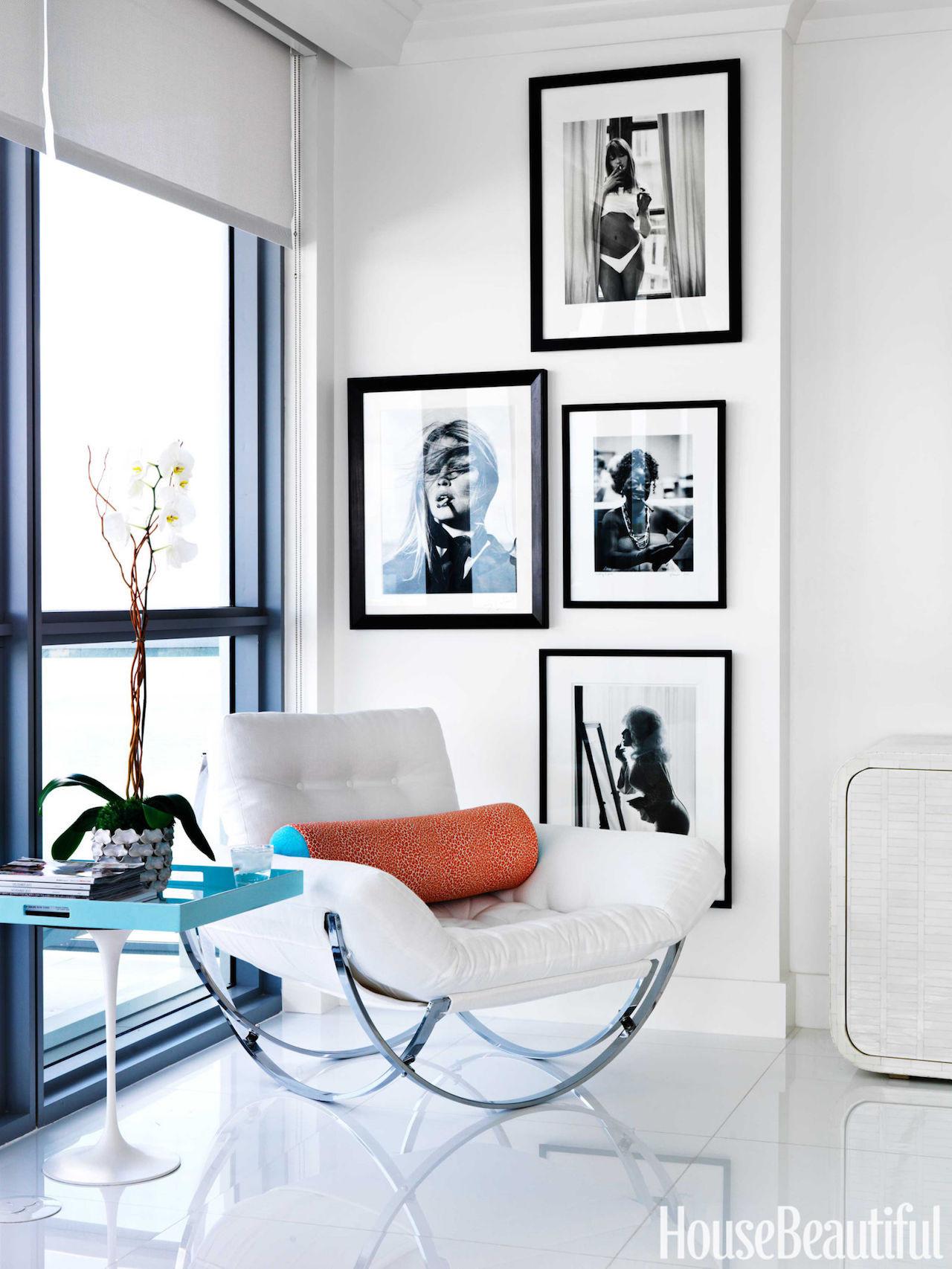 white morning room