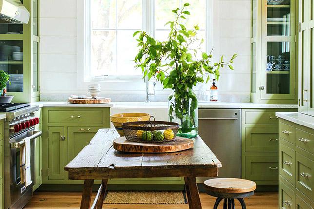 best kitchen colors