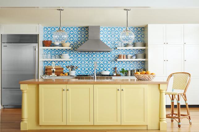Ideas for kitchen shelves