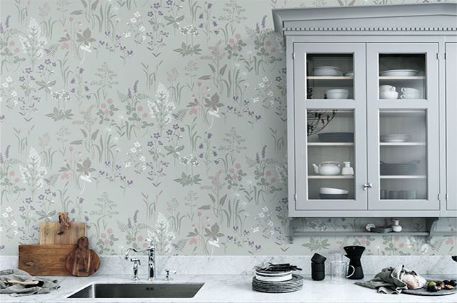 Kitchen wallpaper ideas 2019