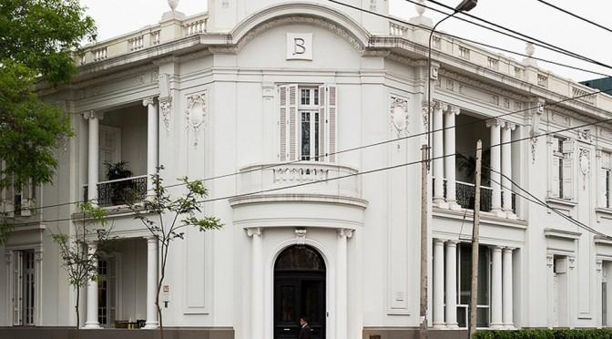 Luxury hotel Lima
