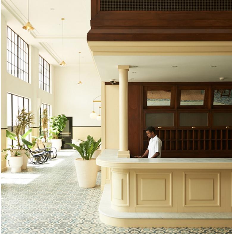 tropical design hotels