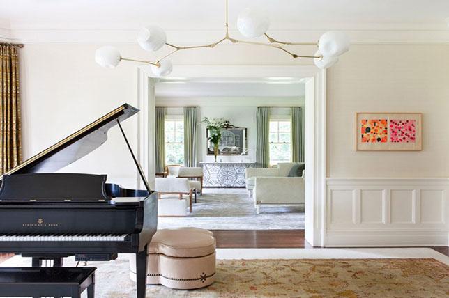 best living room interior design trends 2019