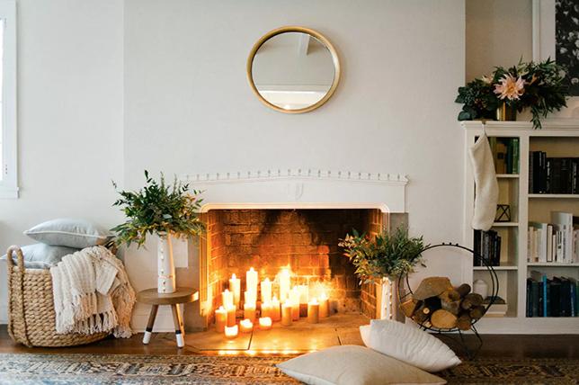 hygge Living Room Interior Design Trends 2019
