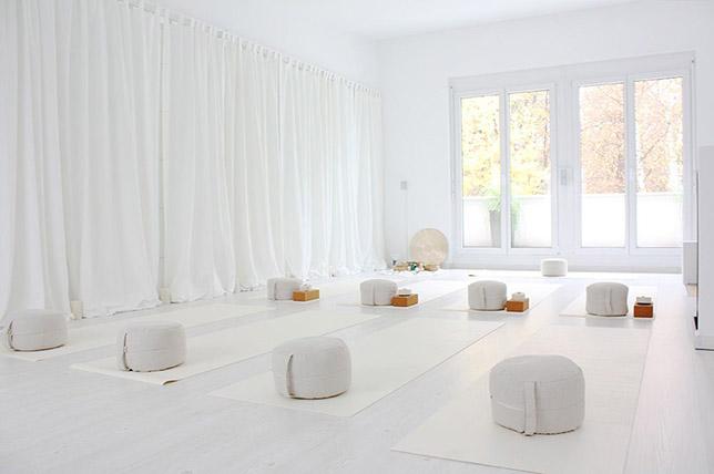 Ideas for intelligent meditation rooms
