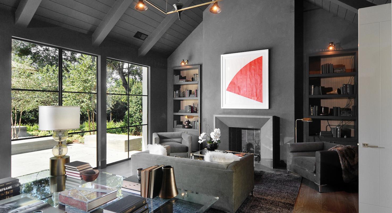 meridith baer gray living room