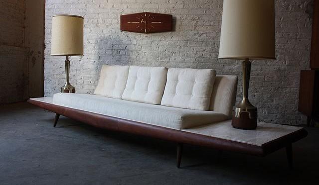Sofa table unit