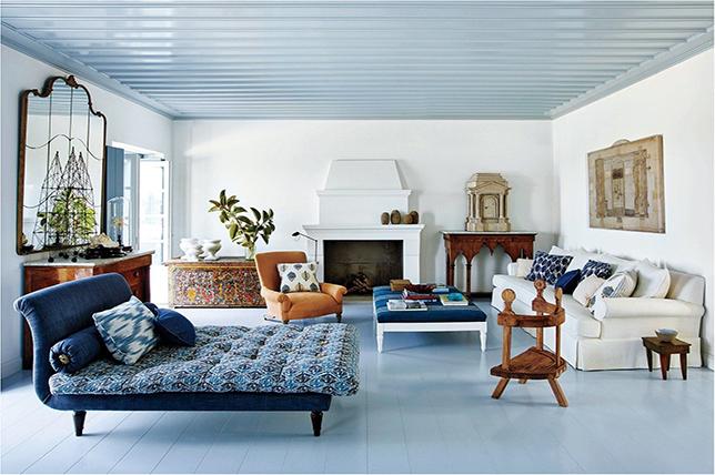 intelligent mismatched furniture placement ideas