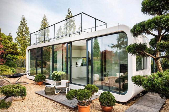 small modular houses